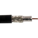 Canare L-5CFB 75 Ohm HD-SDI Coax Cable RG-6 Type by the Ft Black