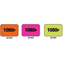 1x1.5 Warning Label 1000 Pk Orange (1080p)
