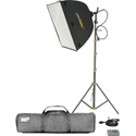 Lowel LC-96LBZ Rifa-Lite 66 Kit w/Soft Litebag