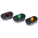 LED Stage Marker - Blinking Green