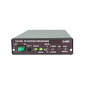 Link LEI-592M IP Closed Caption System - Master (requires Master & Slave for two