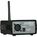 Lightronics WS-TXF Wireless DMX Free Standing Receiver Box