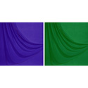 Lastolite 10 x 24 Reversible Chroma Key Blue/Green