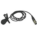 Anchor Audio LM60 Lapel Mic With TA4F Connector