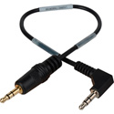 Sescom LN2MIC-TASDR100 DSLR Cable 3.5 Line to Mic 35dB Att. For Tascam DR Series Handheld Audio Recorders - 9 Inch