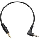 Sescom LN2MIC-ZOOMH4N 3.5mm Line to Mic 9-Inch DSLR Cable for Zoom H6 & Zoom H4N