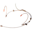 Line 6 HS70T Tan Headset mic for XD-V70 beltpack transmitter