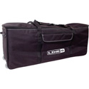 Line 6 L3tm Speaker Bag Heavy-duty padded bag with Handles & built-in wheels