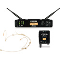 Line 6 XD-V75HS 14-CH 24GHz Digital Wireless System w/Bodypack Tx & Tan Headset