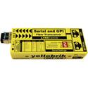 LYNX Technik Yellobrik ODT 1510 - RS 232/422/485 & GPI Fiber Transceiver