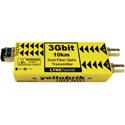 LYNX Technik Yellobrik OTT 1812 SD/HD/3G - Dual Channel SDI to Fiber Converter