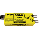 Yellobrik OTX-1812-LC 3Gbit SDI to Fiber Optic Transmitter - 10km LC singlemode