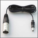 LYNX Technik XLR 1000 - 4 Pin XLR Battery DC Power Cable
