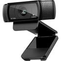 Logitech C920 HD Pro Webcam - Black - USB 2.0