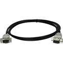 Minature Low Profile VGA Cable - DSUB 15HD Male - Male 6Ft.