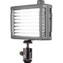 LitePanels Micro Pro On-Camera 96-LED Light w/5600k Out & 3200K Filter