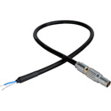 Laird Lemo to Flying Leads Cable for LEGACY  Teradek Cube Series - 12 Inch