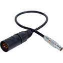 Laird Lemo to 4 Pin XLR Power Cable for LEGACY Teradek Cube Series - 12 Inch