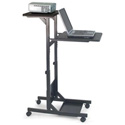 Luxor WPS3 Mobile Projector Stand