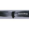 Rip-Tie M-11-E20-BK EconoWrap 3/4 x 11 Inch Cable Tie 20-Pack Black