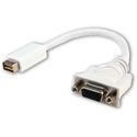Apple M9320G/A Equivalent Mini-DVI to 15-Pin HD D-Sub VGA Adapter