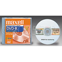 Maxell 8x Write Once 4.7 GB DVD-R