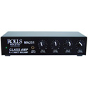 Rolls MA251 5-Watt Class D Stereo Amplifier and 4-Channel Mixer