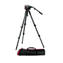 Manfrotto 504HD-535K Carbon Fiber Tripod Kit with 504HD Head