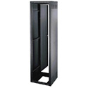 Middle Atlantic ERK-2120-LRD ERK 19in Stand-Alone Enclosure - 21RU - Without Rear Door - Black