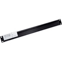 Middle Atlantic PBL1-ID 1RU Rackmount Sign Holder / Blank Panel with I. D. Strip