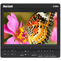 Marshall V-LCD51  5 Inch Camera-Top/Portable Field Monitor - No Battery Mount