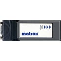 Matrox EXP34/ADP MXO2 PCIe ExpressCard/34 adapter For MacBook Pro
