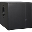 Mackie HD1801 18in Powered HD Subwoofer (1600W)