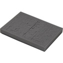 2 Layer Polyfoam Pick and Pluck Replacement Die-Cut Sheet  - 18x13x2 inches