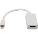 Thunderbolt / Mini DisplayPort to HDMI Adapter for MacBook and MacBook Air