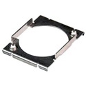Neutrik MFD Rear Mounting Plate w/M3 Tap Holes for D-Housing Cutouts