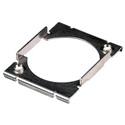Neutrik MFD Rear Mounting Plate w/M3 Tap Holes for D-Housing Cutouts
