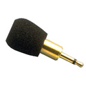 Williams Sound MIC 014-R Omnidirectional Plug Mount Microphone