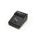 Whirlwind MICMUTE-PP Push On/Off Audio Switch Pedal for Mic or Balanced Line