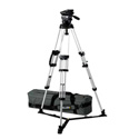 Miller Tripod 1773 System Arrow 25 ENG with 2-Stage Aluminum Tripod