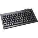 Mini USB Keyboard Black