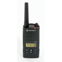 Motorola RDU2080d UHF 8 Channel 2 Watt Radio with Display