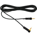 Sony Style Wireless Mini TRS Right Angle to Mini TRS Locking Cable 1.5Ft