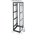 44 Space MRK Rack 26in Depth (less rear door)