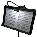 Littlite MS-12-HI High Intensity Music Stand Light - 12 inch Gooseneck
