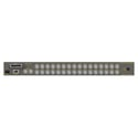 Matrix Switch MSC-HD1616L 16x16 HD-SDI Matrix Routing Switcher w/ Front Panel an