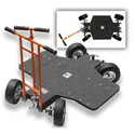 Matthews Round-D-Round Production Doorway Dolly with Operators Seat