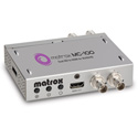 Matrox MC-100 Dual SDI to HDMI Mini Converter for 3G/3D/HD/SD with Multiplexer
