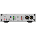 Mutec MC-2 Signal Distributor & Converter for AES formats