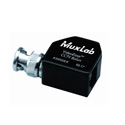 MuxLab 500000 VideoEase Single Channel BNC to RJ45 Modular Balun